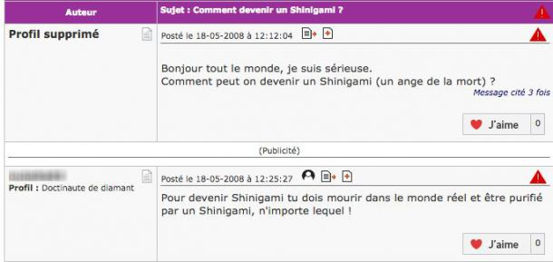 ange perles des forums