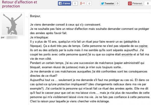 ex perles des forums