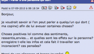 dormir perles des forums