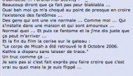 Fantome perles des forums