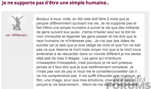 simple humaine perles-des-forums